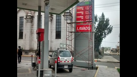 Arequipa: roban S/.30 mil a empleados de grifo