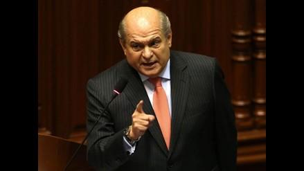 Cateriano dice que caso Heredia es investigado hace años en el MP