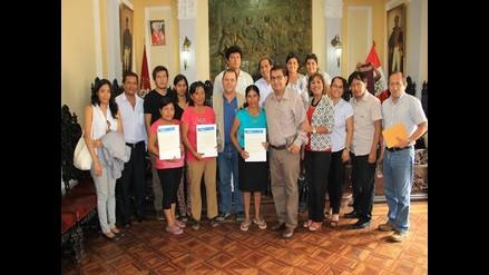 Recicladores de Lambayeque reciben reconocimiento municipal