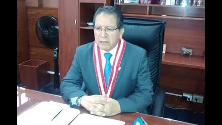 Fiscal de la Nación visitó a fiscales de manera inopinada en Cajamarca