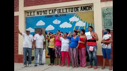 Padres impiden que directora asuma cargo en colegio de Chiclayo