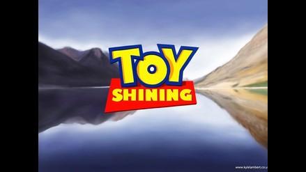 Toy Story: personajes interpretan escenas de El Resplandor