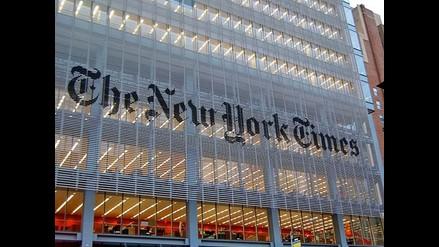 The New York Times sobre el diario digital: O te adaptas o mueres
