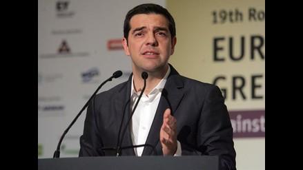 Alexis Tsipras: Grecia está al final de unas negociaciones muy difíciles
