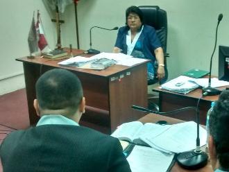 Piura: sentencian a expresidente de vaso de leche en Sullana