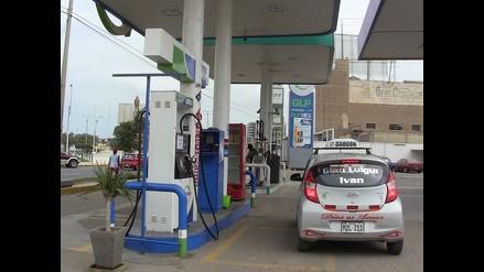 Lambayeque: solo en diez grifos de Chiclayo venden GLP