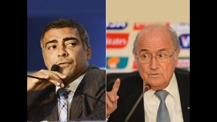 FIFA: Romario habla de