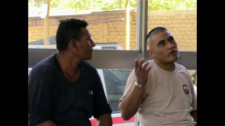 Ica: detienen a dos sujetos armados en una mina ilegal