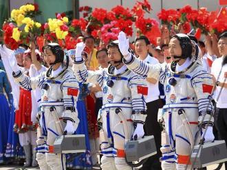 Los astronautas chinos no pueden ir a la Estación Espacial, ¿por qué?