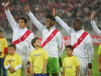Chiclayanos piden separar a Pizarro, Reyna y Zambrano de la selección