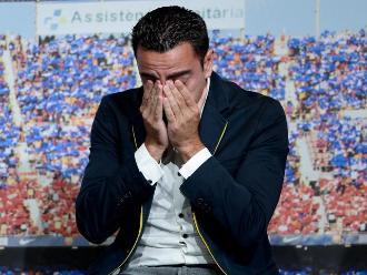 Barcelona: El emotivo video que hizo llorar a Xavi en su despedida