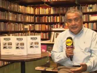 Lee Miércoles: Walter Gonzales presentó