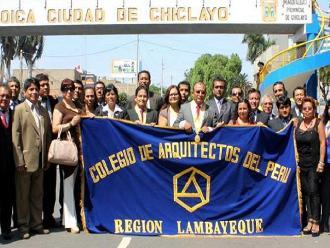 Chiclayo: nutrido programa por el 53 aniversario de arquitectos