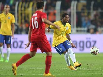 Copa América: Fred es convocado en reemplazo de Luiz Gustavo en Brasil