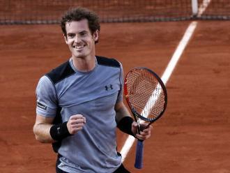 Roland Garros: Murray despacha a Ferrer y se cita con Djokovic en semifinales