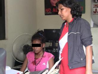 Menor es agredida con una piedra por su propio padre en Chiclayo
