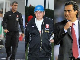 Perú vs. México: Los debuts de los técnicos de la bicolor en Lima