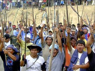 Bagua: pobladores realizarán vigilia por un año más del