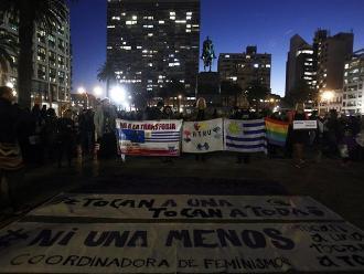 Uruguay: Marcha multitudinaria alerta de que
