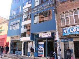 Huancayo: empresa de Gerald Oropeza no paga a sus trabajadores