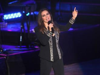 Myriam Hernández recibe premio a la trayectoria del Grammy Latino