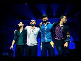 Coldplay: subastarán primera guitarra de Chris Martin