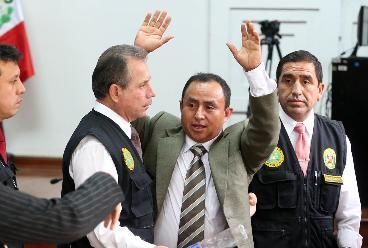 Cajamarca: no existe ampliación de detención de Goyo; asegura Leider Calva