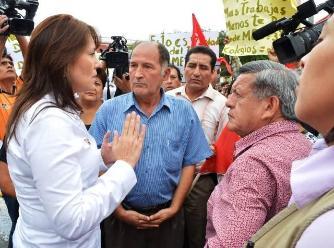 Trujillo: trabajadores administrativos de Educación piden más sueldo