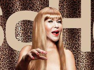 ¡La Tigresa del Oriente se desnudó para la revista Soho!