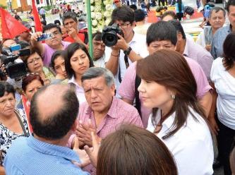 La Libertad: ministra de Inclusión Social visita diversas provincias