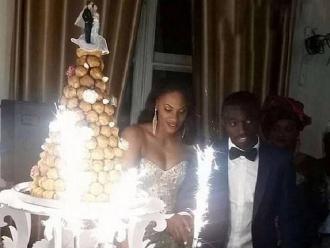 Premier League: Papiss Cissé del Newcastle se casó con mujer que no era su novia