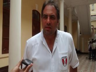 Chiclayo: cancha de Hockey esta lista para evento Panamericano