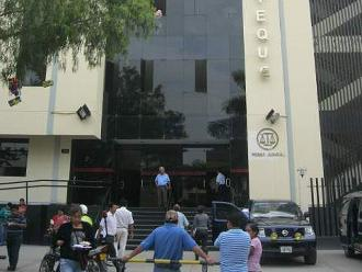 Lambayeque: regidor de Chiclayo seguirá en carceleta judicial