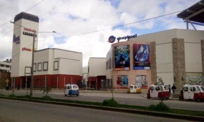 Cajamarca: centros comerciales no están en quiebra, dice el Real Plaza
