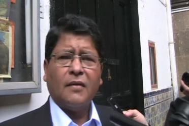 Ambientalista Saavedra asegura intromisión de Yanacocha en elección vecinal