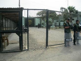 Trujillo: gresca de internos en penal El Milagro por cobro de cupos