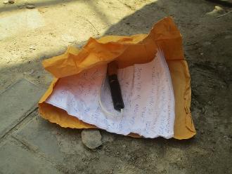 Trujillo: explotan petardo de dinamita en vivienda de La Esperanza