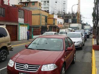 Huancayo: cambio de sentido de vías genera incomodidad en transportistas