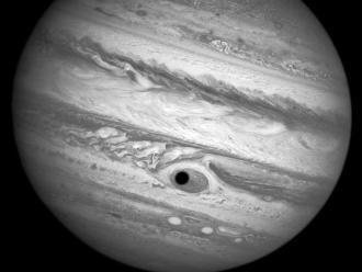 Observatorio estadounidense capta enorme lago de lava en luna de Júpiter