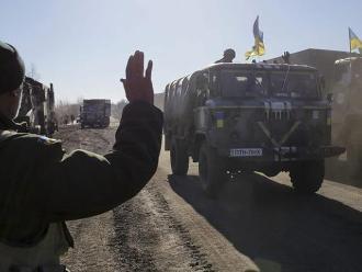 El Kremlin a Poroshenko: No hay tropas rusas en Ucrania