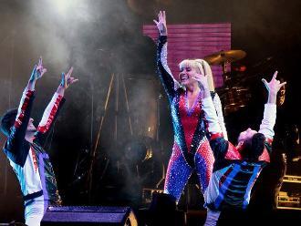 Yuri en Lima: revive su concierto en imágenes