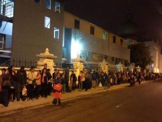 Trujillo: director del Hospital de Belén dijo que continuarán las colas