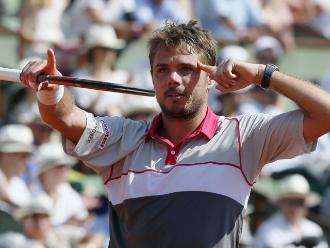 Roland Garros: Wawrinka derrotó a Tsonga y es el primer finalista