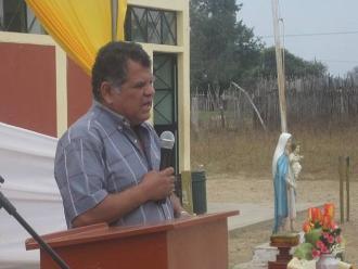 Lambayeque: en Olmos cuestionan a autoridades educativas de la UGEL