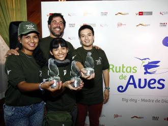Madre de Dios: anuncian ganador de VI Concurso de Observación de Aves