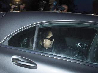 Isabel Pantoja regresó a la cárcel tras cuatro días de permiso