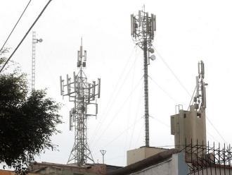 Cajamarca: vecinos se oponen a la colocación de una antena de telefonía