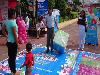 Moyobamba: relanzan plan nutriwawa en la región San Martín