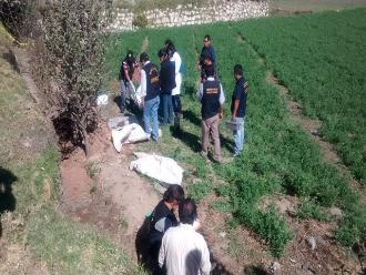 Arequipa: hallan restos de mujer descuartizados y calcinados