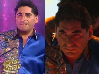 El gran show: Carlos Álvarez bailó caracterizado como Luis Suárez